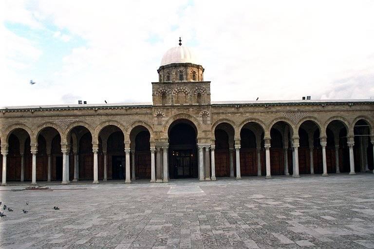 La grande mosquée Zitouna